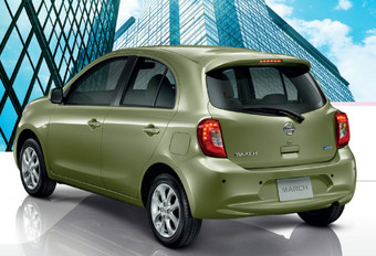 JAPANSE SNACK: Nissan Micra opgesmukt? #1