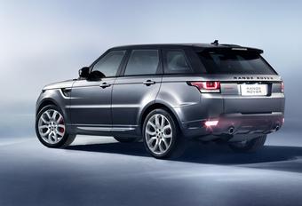 DEELTJESVERSNELLER: Range Rover Sport #1