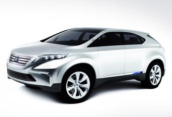 RODDELRADIO: Compacte Lexus-SUV op RAV4-basis?! #1