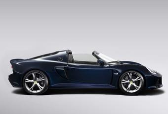 Lotus Exige S toch als roadster #1