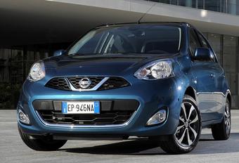 BEETJE STOERDER: Nissan Micra FL 2013 #1