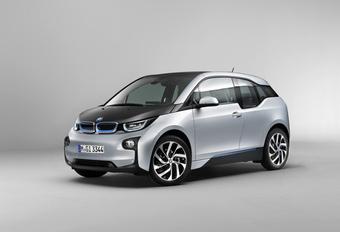 ZONDER CAMOUFLAGE: BMW i3 #1