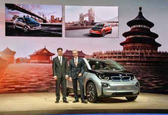 EINDELIJK OFFICIEEL: BMW i3 WERELDWIJD ONTHULD #1