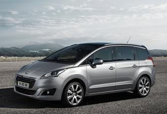 OOGSCHADUW: Peugeot 5008 facelift #1