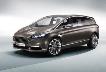 PRODUCTIERIJP: Ford S-Max Concept #1