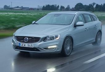 WEGTEST: Volvo V60 D4 (2013) #1