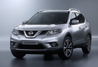 MINI-MURANO: Nissan X-Trail #1
