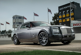 LEVE GOODWOOD: Rolls-Royce Phantom Coupé