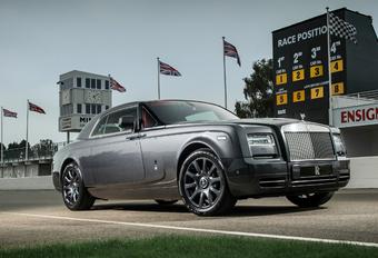 LEVE GOODWOOD: Rolls-Royce Phantom Coupé