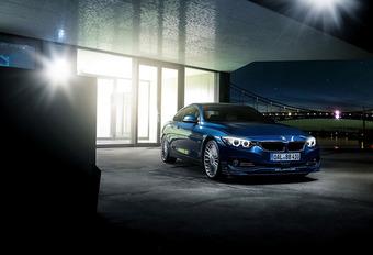 De B4 BiTurbo is de BMW M4-concurrent van Alpina #1