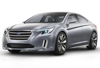 Hoe gaat Subaru de nieuwe Legacy verknoeien? #1