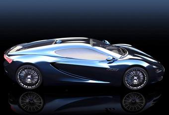 De terugkeer van de Maserati Bora #1