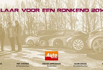 Het AutoWereld-team wenst iedereen prettige feesten! #1