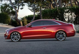 Cadillac ATS Coupé wellicht ook naar Europa #1