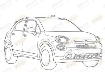 Fiat 500X gaat compacte SUV's te lijf #1