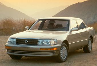 Lexus viert 25 jaar LS  #1