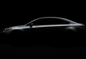 Subaru plaagt met eerste foto nieuwe Legacy #1