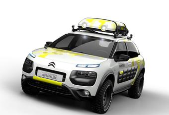Citroën C4 Cactus Aventure gaat op reis #1