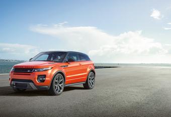 Range Rover Evoque nog exclusiever als Autobiography Dynamic #1
