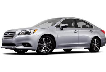 Subaru Legacy oogt alweer heel klassiek #1