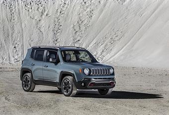 Renegade is Jeep in zakformaat #1