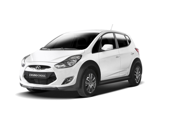 Trendy looks voor Hyundai ix20 Cross #1