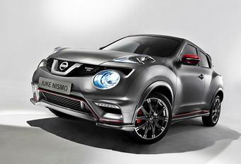 Nissan maakt Juke Nismo RS nog heftiger #1