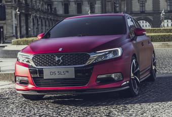 Heel stoere Citroën DS 5LS R voor China #1