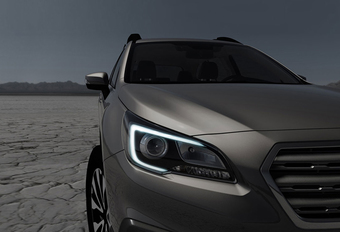 Lexus en Subaru zijn aan het plagen met NX en Outback #1