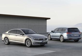 Volkswagen onthult nieuwe Passat #1