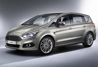 Een week te vroeg: nieuwe Ford S-Max #1