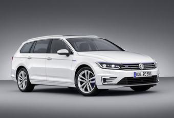 Volkswagen brengt ook plug-in Passat GTE #1