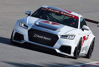 Audi Sport gaat racen met TT Cup #1