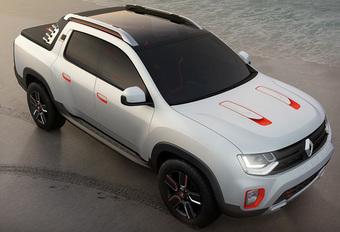 Renault Duster Oroch is voorbode Dacia-pick-up #1