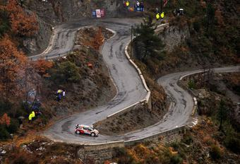 Loeb rijdt de Rally van Monte-Carlo #1