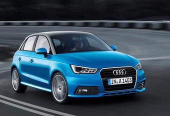 Audi frist zijn Brusselse A1 op #1