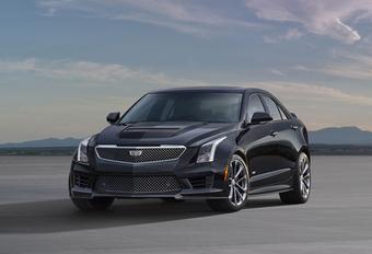 Cadillac ATS-V als sedan en als coupé #1
