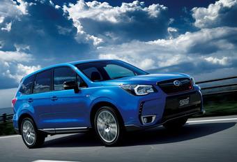 Maar niet voor ons: Subaru brengt Forester als sportieve TS #1