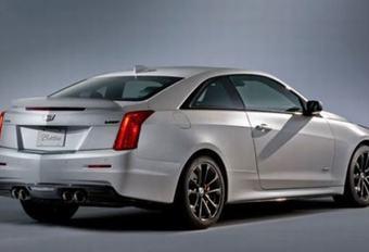 Wie wil er een Cadillac ATS-V? #1