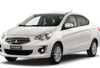 Mitsubishi Attrage ook naar België #1