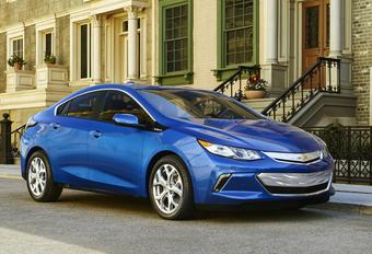 Dit is de gloednieuwe Chevrolet Volt! #1