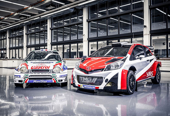 Officieel: Toyota keert in 2017 terug naar WRC! #1