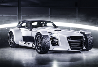 Donkervoort D8 GTO als snelle Bilster Berg Edition #1