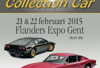 Ford en Lotus in de kijker op Flanders Collection Car Gent  #1