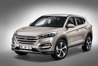 Hyundai ix35-opvolger heet opnieuw Tucson #1