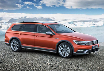 Volkswagen Passat ook weer als Alltrack #1