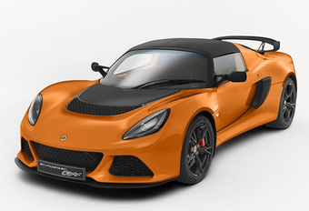 Lotus Exige S als brutale Club Racer #1