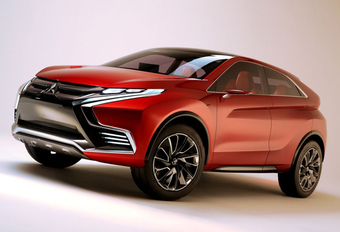 Mitsubishi XR PHEV II wordt ASX-opvolger én tweede plug-inhybride #1