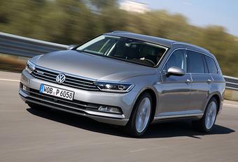 Volkswagen Passat is Auto van het Jaar 2015 #1