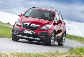 Opel is zich aan het herpakken #1